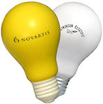 Light Bulb Stress Balls